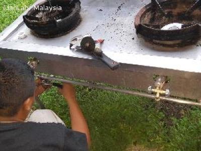 Service Baiki Repair Dapur Gas Restoran
